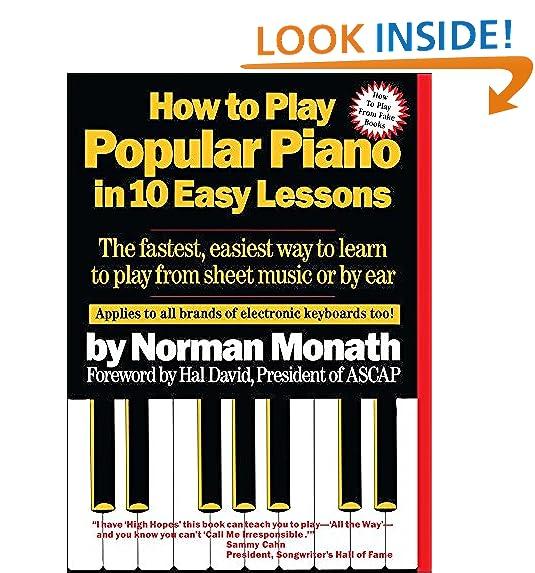 Easy Play Piano Amazon