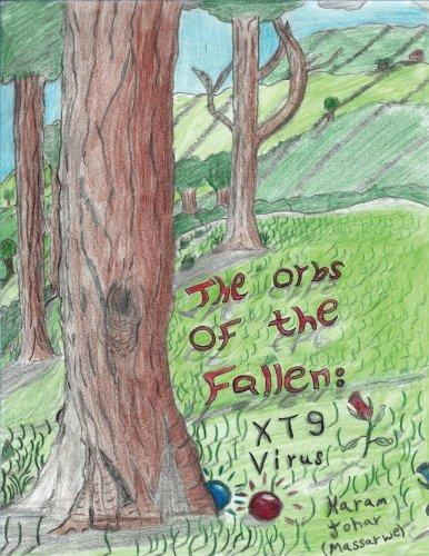 Download The orbs of the fallen (Black and white): XT9 Virus (Volume 1) pdf epub