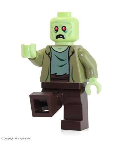 75902 Minifigure Set Lego Doo Monster Zekefrom Machine Scooby Mystery Zombie ARL5j4