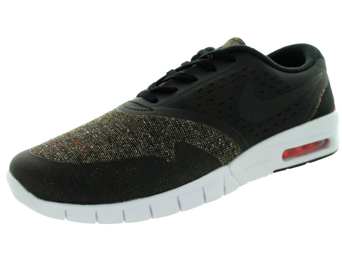 Nike Herren Eric Koston 2 Max Skaterschuhe, Rot, Talla  43 EU|Braun / Schwarz (Barock Braun / Schwarz-schwarz)