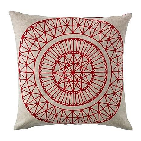 Amazon.com: IKEA Ryssby Cojín Throw almohada cover 20 x 20 ...
