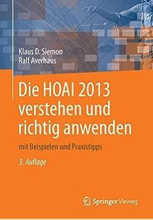 Architektenvertragshandbuch Freianlagenplanung Hoai Spezial Amazon
