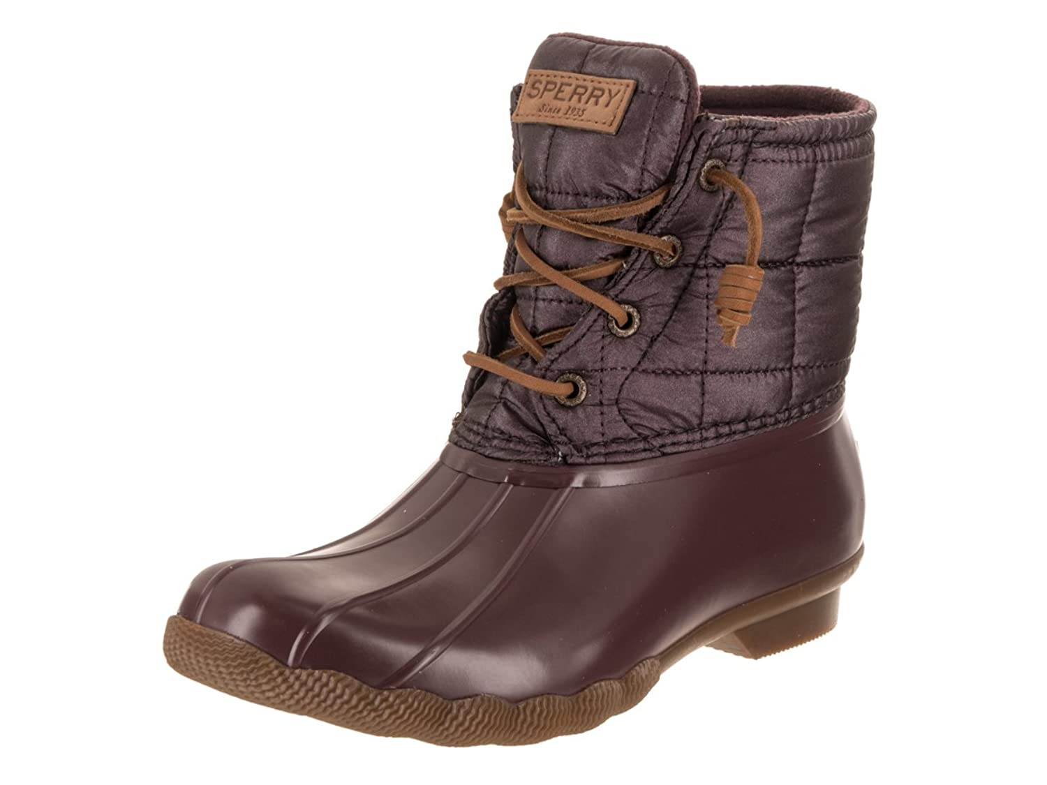 Sperry TopSider Womens Saltwater Boot  B075FRVRPV