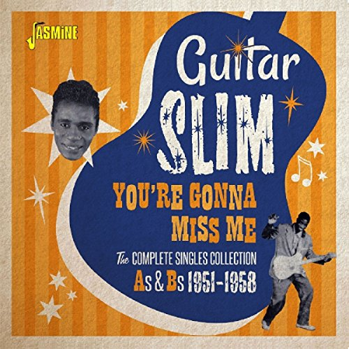 You're Gonna Miss Me - The Complete Singles Collection As & Bs 1951-1958 [ORIGINAL RECORDINGS REMASTERED]