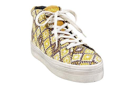 Desconocido No Name - Zapatillas de Deporte de Lona Mujer: Amazon.es: Zapatos y complementos