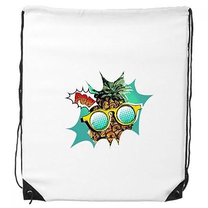 American cómic estilo Pinapple frutas cordón mochila bolso ...