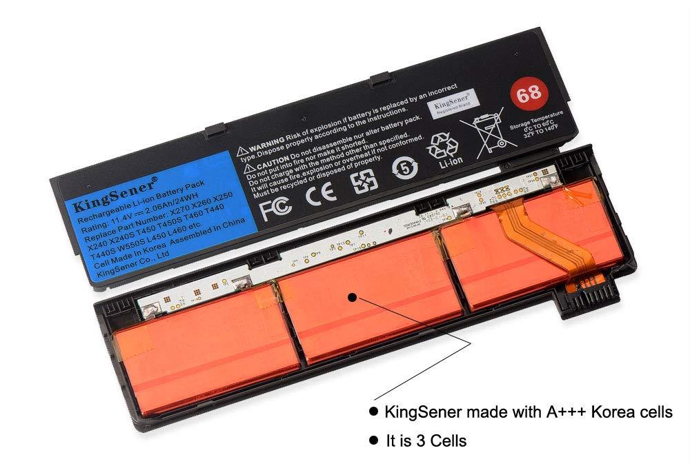 Amazon com: KingSener 11 1V 24WH New Internal Battery for