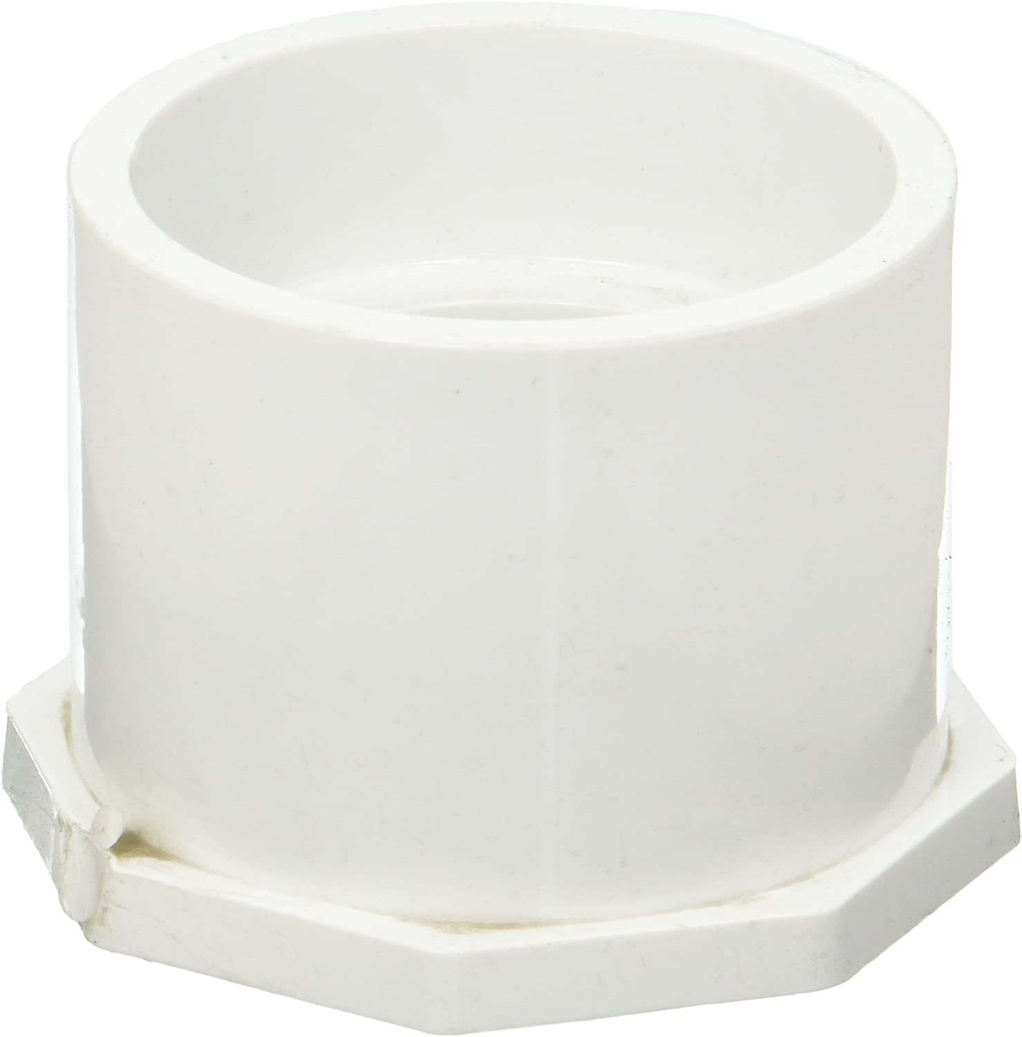 2-1//2 SPG x 1-1//2 Slip GENOVA PRODUCTS 30291 Bushing White