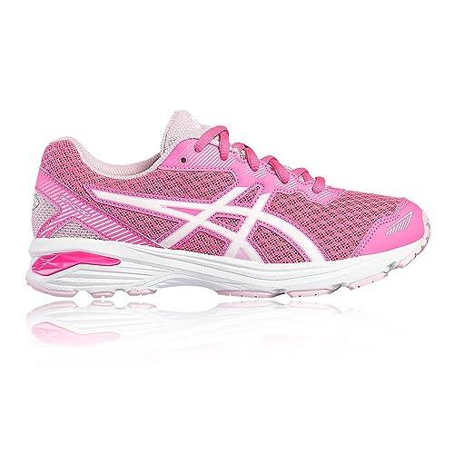 b5fc2b9f0c2b8 Asics GT-1000 5 GS las niñas zapatillas de running  Amazon.es  Zapatos y  complementos