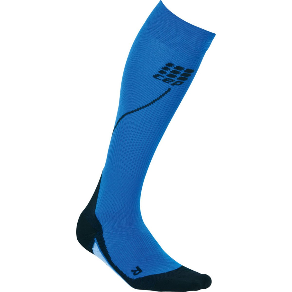 bluee Black CEP Women's Progressive+ Compression Run Socks 2.0