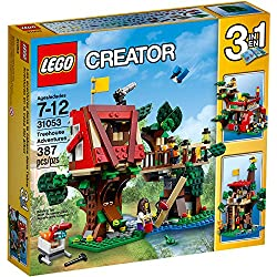 LEGO 31053 Creator Treehouse Adventures Construction Set