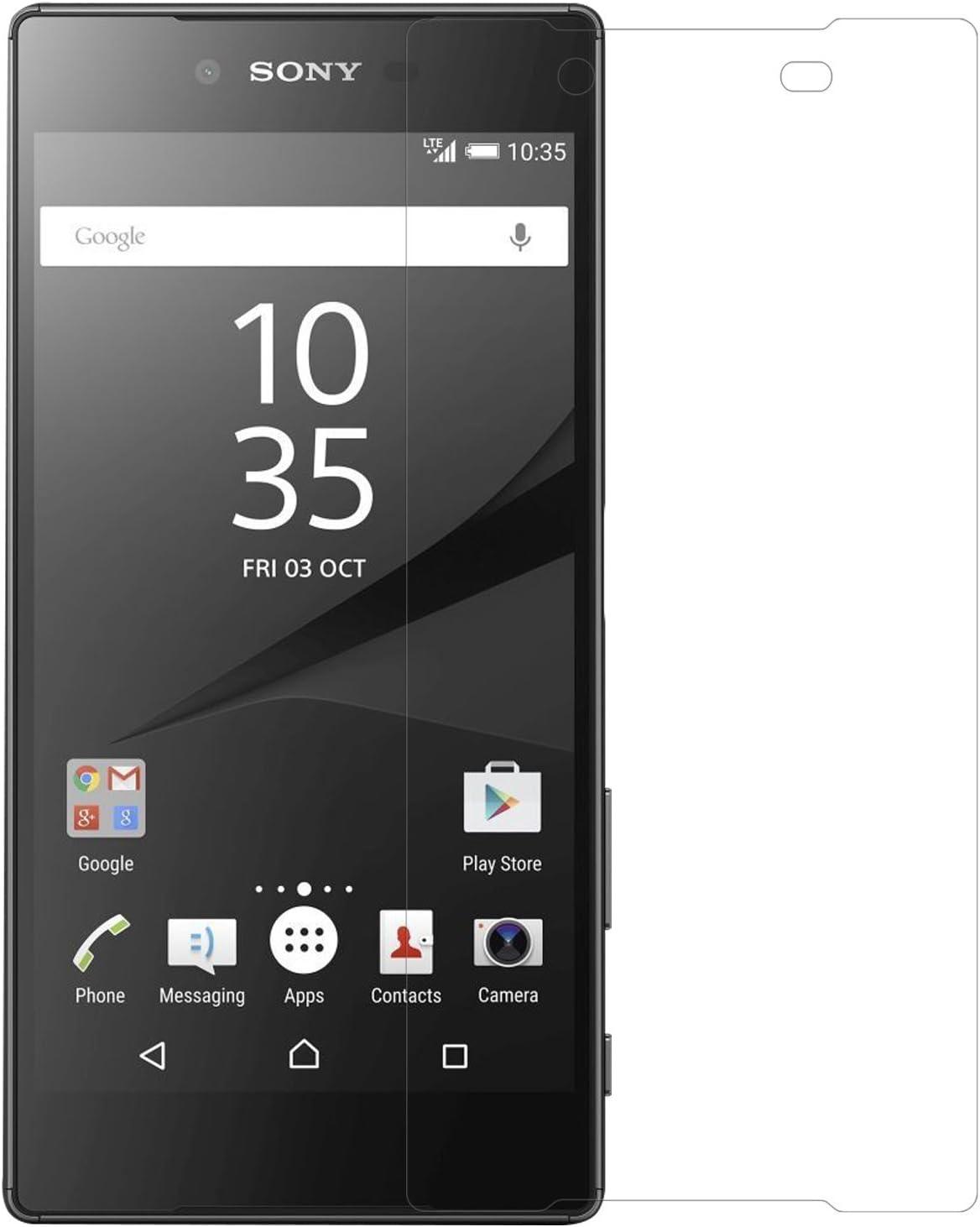 Nillkin - Protector de pantalla, cristal templado para Sony Xperia ...