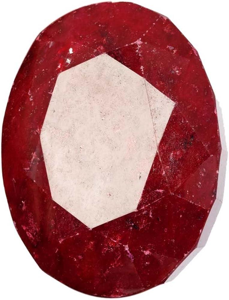 Gemhub Rubí Rojo Natural 2028.50 CT Certificado tamaño Grande Rare Enorme rubí Grado, Piedra Preciosa de rubí Oval cobrable AS-125