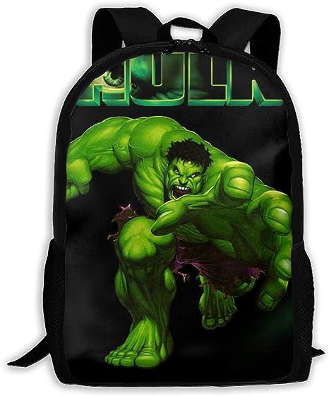 Aenders Hulk Schulrucksack Lunchtasche Set Schulranzen Jungen Mädchen Büchertasche Schwarz Schwarz Nwfcz4thir 24905405 Bekleidung