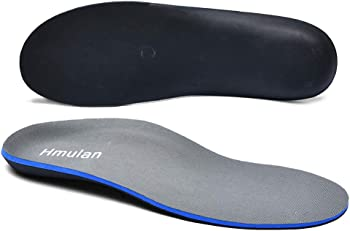 Hmulan Men & Women Inserts with Arch Support Sports Shoes Insoles