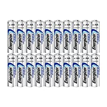 Energizer Ultimate Lithium AA 20 Batteries L91