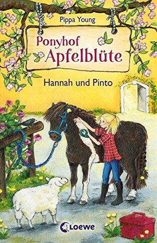 Ponyhof Apfelblüte - Hannah und Pinto