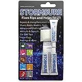 Stormsure Clear Flexible Repair Adhesive Tube - Transparent, 3 x 5 grams