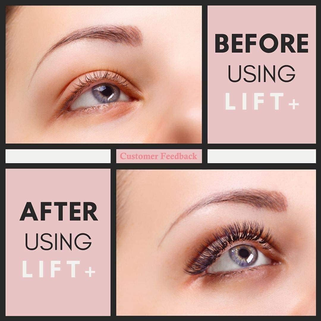 Kit de Permanente de Pestañas, Eyelash Perm Liquid Eyelash Wave - Herramientas de Maquillaje Curling de Pestañas, Lash Lift Long Lasting, Duradero y ...