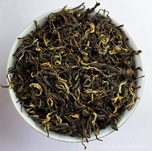2017 AV2 Cultivar | Darjeeling 2nd Flush Tea | 500gm (17.63oz) | Pure Oragnic Tea from Avongrove | Bulk Wholesale Pack | Darjeeling Tea Boutique by Darjeeling Tea Boutique (Image #1)
