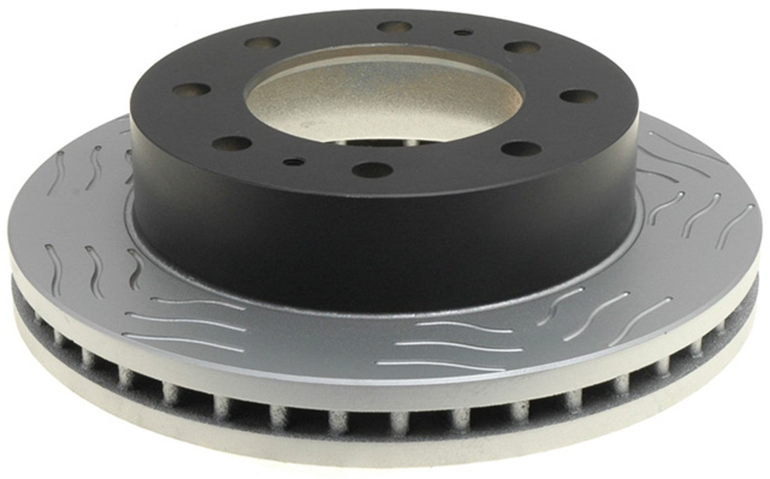 ACDelco 18A1206SD Specialty Performance Front Disc Brake Rotor Assembly for Severe Duty