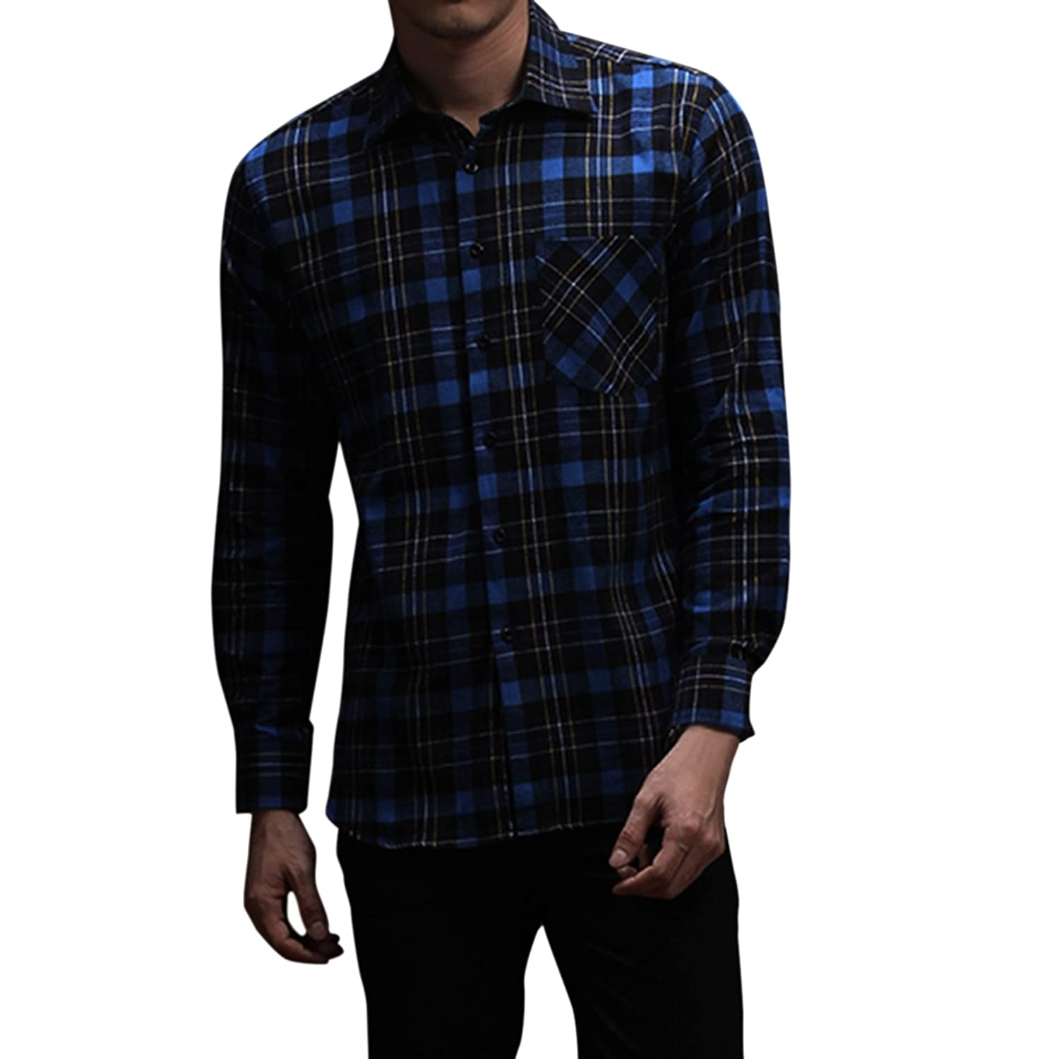 0f89305ee8f Top 10 wholesale Plaid Flannel Button Up - Chinabrands.com