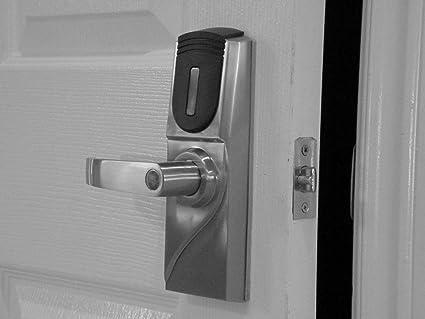 METechs - Keyless Electronic RFID Card Reader Door Lock: Amazon in