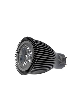 Hispania GU10 LED de consumo 5W | 480 lumens, luz fría 6000K