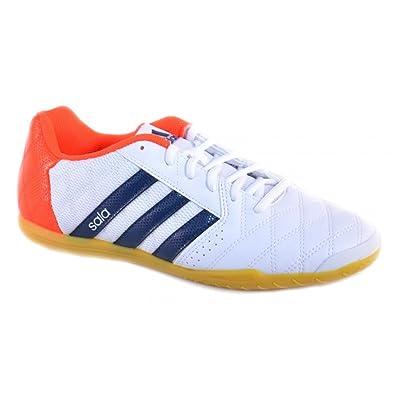 adidas FF Supersala - Hombres De Pie Wear-White Azul Naranja 5b2ba1772a4c7