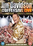 Jim Davidson: On The Offensive - Live [DVD]
