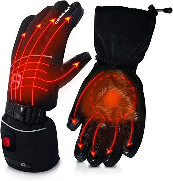 AKASO加热手套