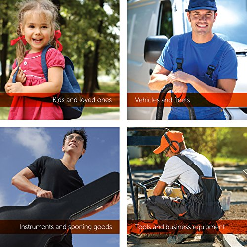 Veriot Venture Smart GPS Tracker. Best for Kids, Valuables, Employees and Fleets. AT&T 3G Coverage! Real Time locations, LOWEST TOTAL COST OF OWNERSHIP by Veriot (Image #1)