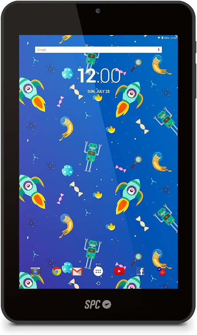 SPC Flow Tablet aplica Black