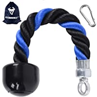 Triceps Touwen Machine Bevestigingskabel Nylon Gevlochten Heavy Duty Triceps Kabel Kabelbevestiging voor Fitness met…