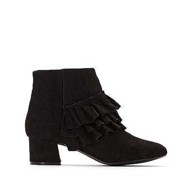 La ROToute Collections Damenschuhe Fringed Ankle Stiefel   .au ... ... .au e1e847