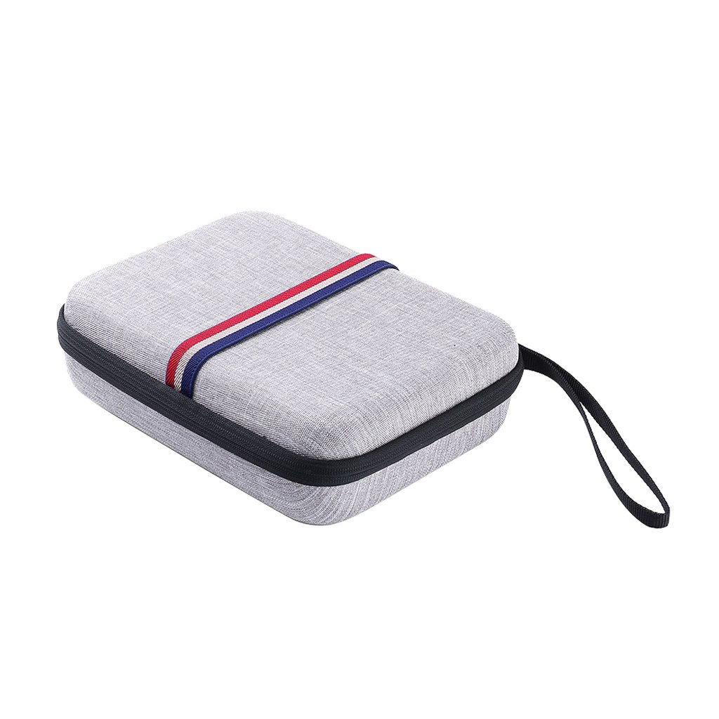 MagiDeal Carrying Case Portable Protection Storage Bag For Earphone Headset Headphone Batteries