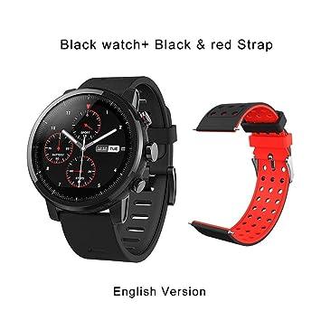 Smartwatch Actividad Inteligente Reloj Resistente al Agua ...