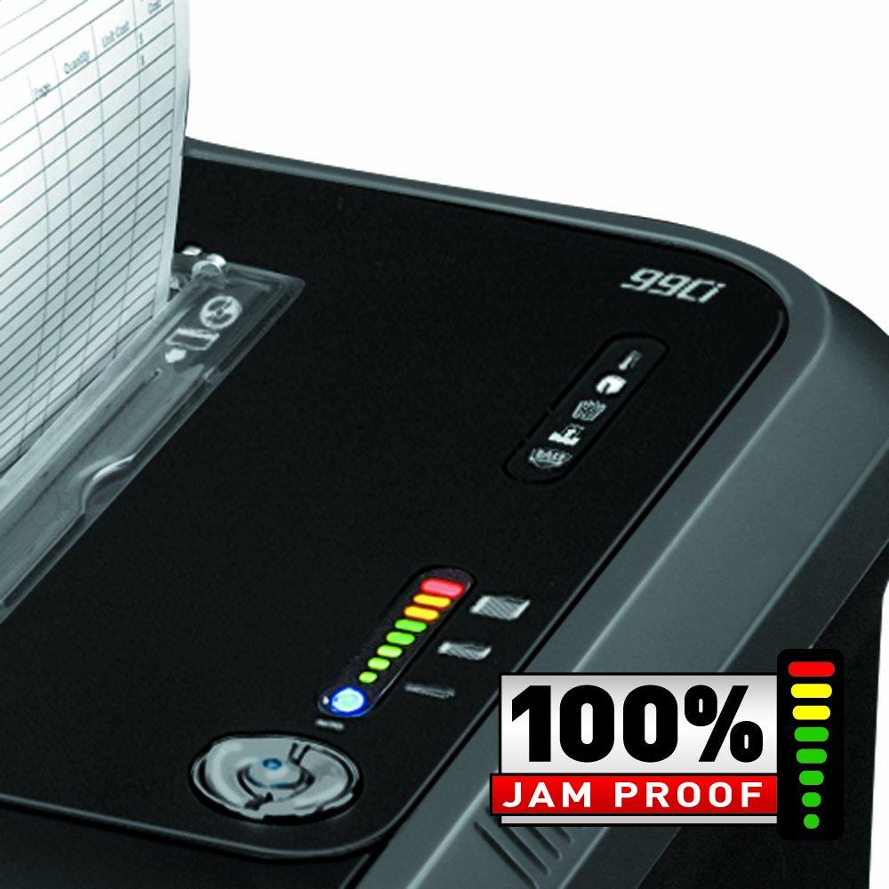 Fellowes Powershred 99Ci 100% Jam Proof Cross-Cut Paper Shredder