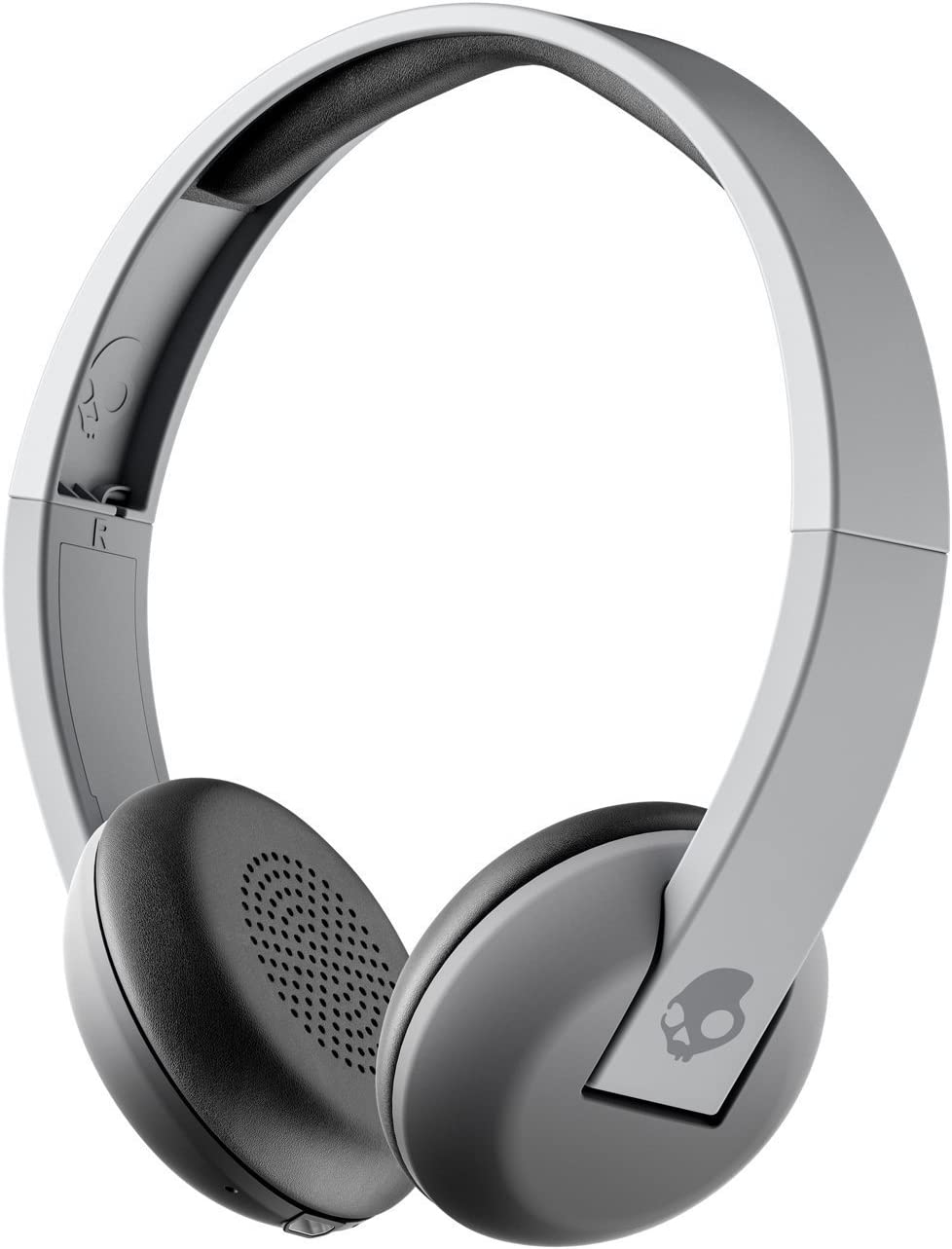 Skullcandy Uproar Wireless On-Ear Headphone - White/Grey