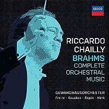 Brahms: Complete Orchestral Music (7 CD) (Vinyl)
