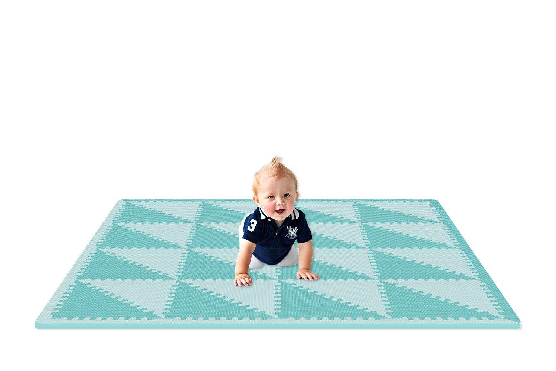 Material espuma Puzzle/Rompecabezas para cubrir el suelo - Play Mat Set 9 piezas