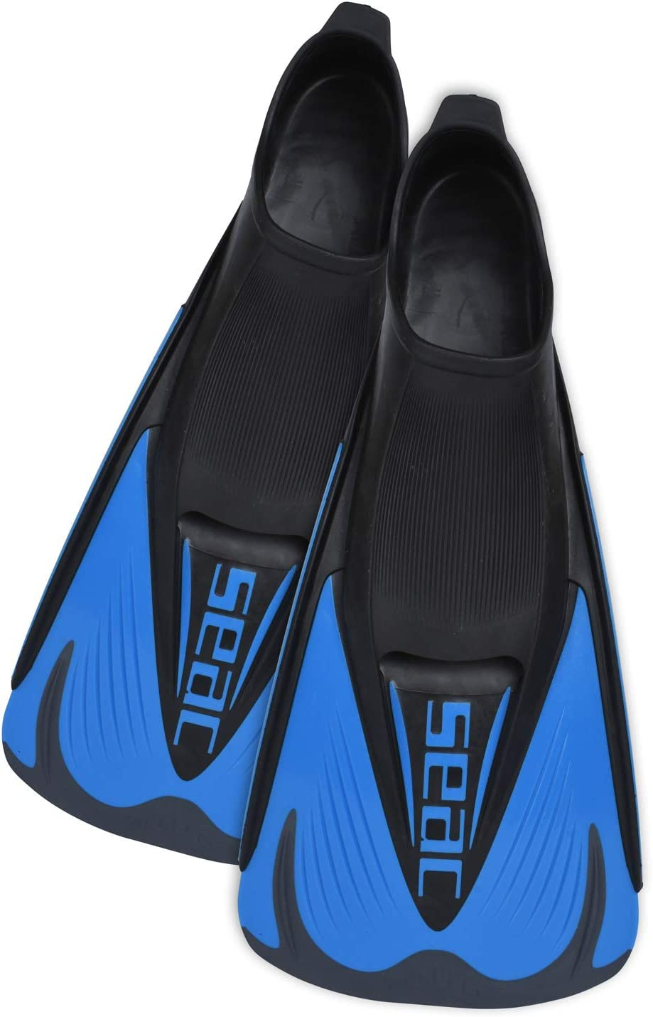 SEAC Mens Speed-S Short Swimming Fins for Training in The Pool and Open Water