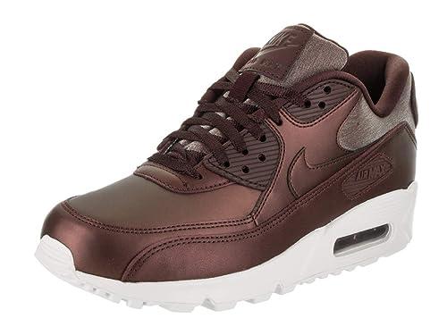 Nike Air Max 90 Premium Womens Trainers: Amazon.co.uk: Shoes