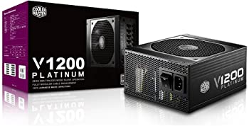 Cooler Master V1200 1200W Power Supply With Hybrid Fan Mode