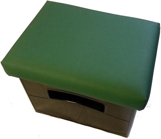 Cojín para caja de cerveza – para hacer un puf con una caja de ...