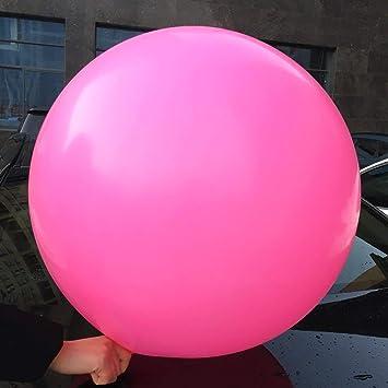 5 globos grandes - Globos redondos de 36 pulgadas - Globos extra ...
