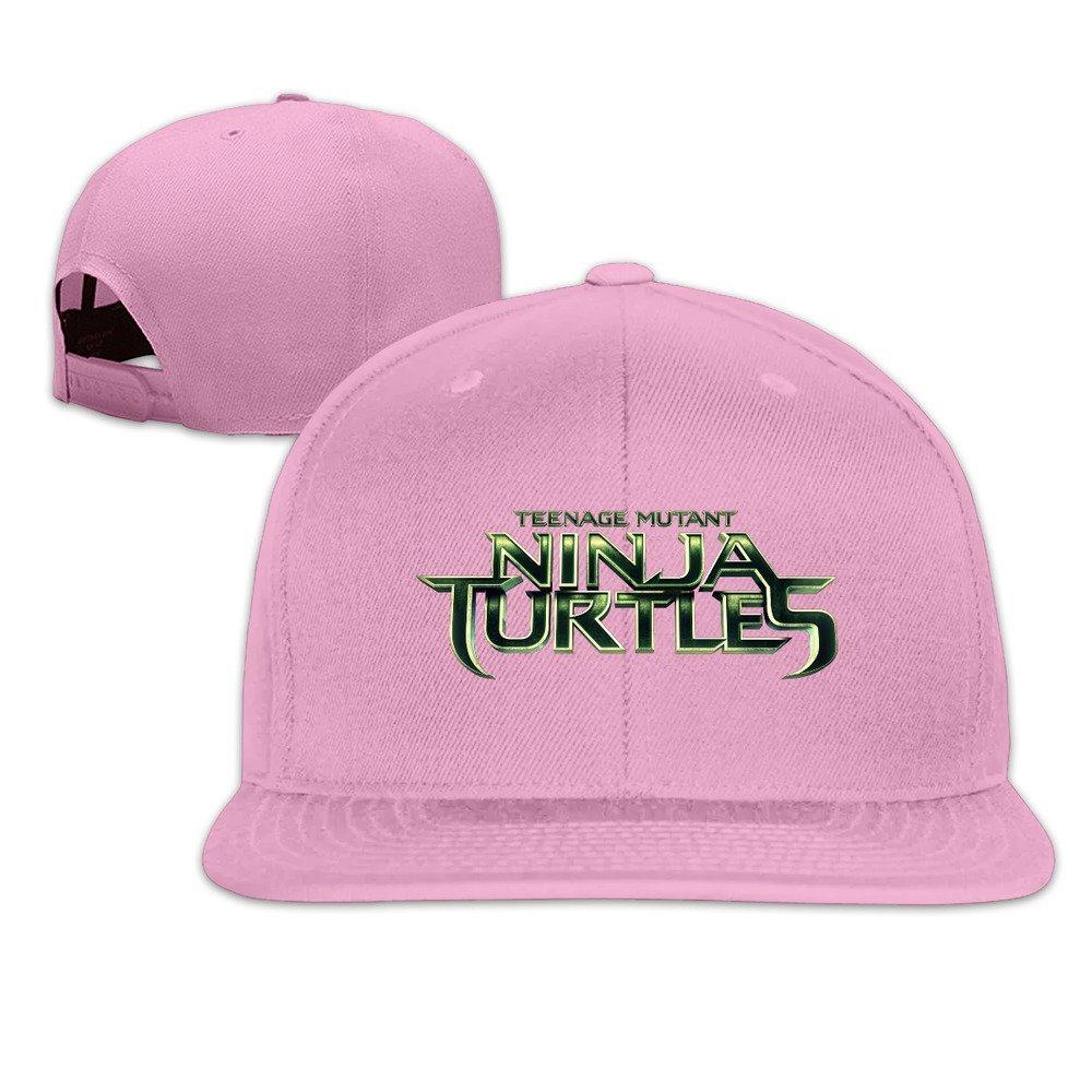 Amazon.com: Anime Ninja Tortugas tipo de letra Logo Gorra de ...