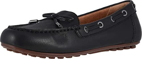 Blue Suede Wide Vionic Women/'s Virginia Loafer With Orthotic Arch Support Lt