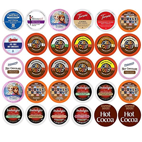30 count Chocolate VAriety Pack Sampler