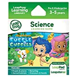 Image of LeapFrog Learning Game: Bubble Guppies (for LeapPad Platinum, LeapPad Ultra, LeapPad1, LeapPad2, LeapPad3, Leapster Explorer, LeapsterGS Explorer)